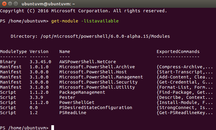 PowerShell | Packet Lost