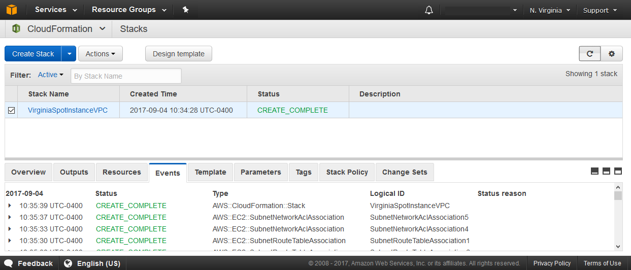 Dynamic CloudFormation Templates (troposphere and boto3